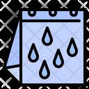 Rain Raindrop Season Icon