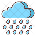 Rain Shower Rain Raining Icon