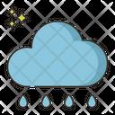 Rain Showers Icon
