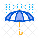 Rain Umbrella Icon