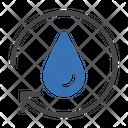 Rain Drop Water Icon