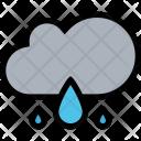Rain Weather Insurance Icon