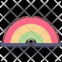 Rainbow Childhood Forecast Icon