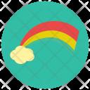 Rainbow Coloring Color Icon