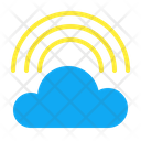 Cloud Atmosphere Climate Increasing Clouds Weather Forecast Icon