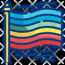 Rainbow Flag Transgender Lgbt Icon
