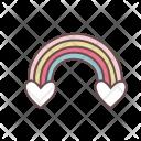 Rainbow Of Love Icon