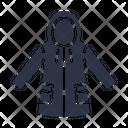 Raincoat Rain Coat Icon