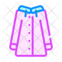Coat Clothes Waterproof Icon