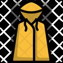 Raincoat Weather Autumn Icon