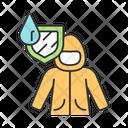 Raincoat Icon