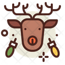 Raindeer Icon