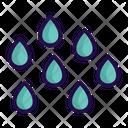 Heavy Rain Weather Icon