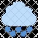 Raindrops Icon
