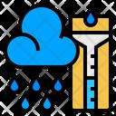 Rainfall Climate Change Rain Icon