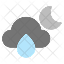 Weather Water Rain Icon