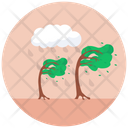 Rainforest Raining Tropical Rain Icon