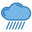 Raining Weather Rain Icon