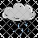 Raining Rainfall Rainstorm Icon