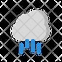 Cloud Weather Rain Icon