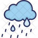 Cloud Weather Rain Icon
