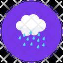 Cloud Raining Weather Rainy Day Icon