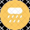 Raining Weather Cloud Icon