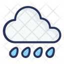 Rainny Spring Plant Icon