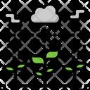 Rain Rainy Season Icon