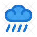 Rainny Cloudy Weather Icon