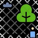 Environment Season Rainy Icon