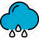 Rainy Weather Climat Icon