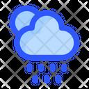 Cloud Rain Rainy Icon