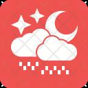 Rainy Cloud Rain Icon