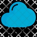 Rainy Thunder Weather Icon