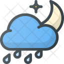 Rainy Atmosphere Rain Icon