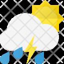 Rainy atmosphere Icon