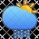 Rainy Weather Rain Icon