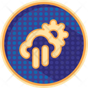 Forecast Weather Night Icon