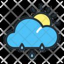 Rainy Weather Weather Forecast Icon
