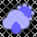 Rainy Weather Rain Rainy Icon