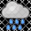 Rain Rainstorm Rainy Weather Icon