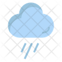 Rainy Weather Weather Cloud Icon