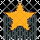 Raising Star Icon