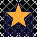 Raising Star Celebration Icon