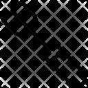 Rake Trowel Hand Icon