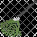 Garden Rake Tool Icon