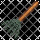 Spade Spading Tool Gardening Equipment Icon