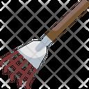 Rake Raking Garden Icon