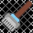 Rake Gardening Tool Icon